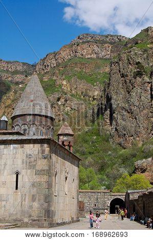 16 may-yeveran-armenia- Khor Virap Monastery in armenia