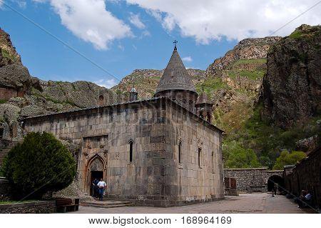 19 may 2007-yeveran-armenia-Khor Virap Monastery in armenia