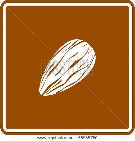 almond sign