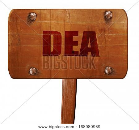 give, 3D rendering, text on wooden sign