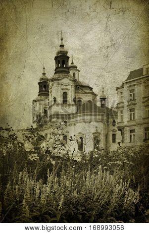 Retro Prague, Praha Czech Republic