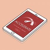 Fast Speed Broadband Accelerate Internet poster
