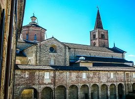 Hdr Acqui Terme Cathedral In Acqui Terme