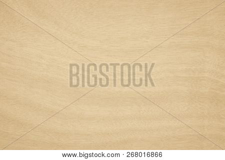 Real nature with brown or cream plywood texture seamless wall and panel teak wood grain for background. The World's leading wooden with pattern natural working resource. poster