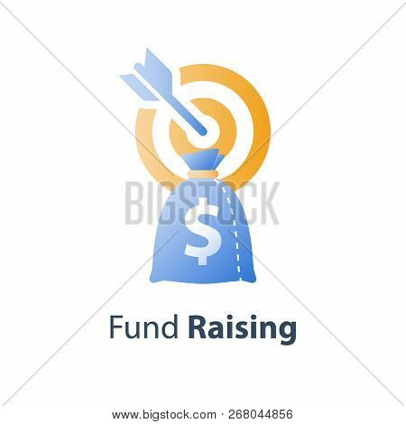 Hedge Fund Concept, Investment Idea, Financial Strategy, Fund Raising Campaign, Business Revenue Inc