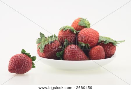 Fresh Sweet Strawberry