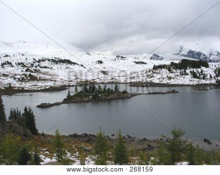 Rock Isle Lake, Sunshine Meadows - Mt. Assiniboine Provincial Park, British Columbia, Canada
