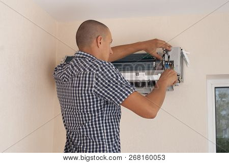 Installation And Repair Of Air Conditioner