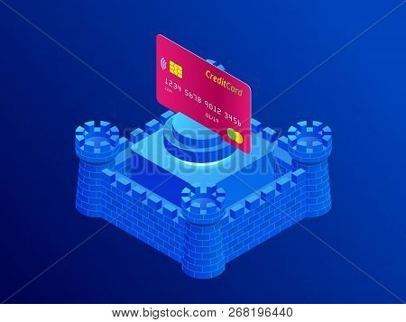 Bankcard Protection, Bank Service Security, Safe Anti-fraud Banking