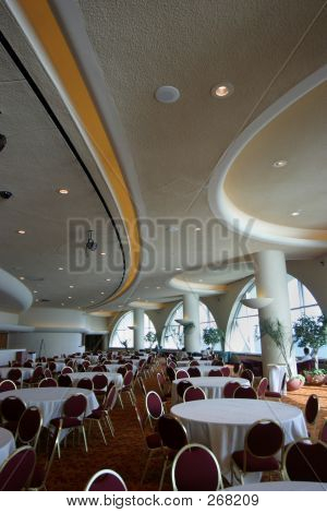 Monona Terrace Interior