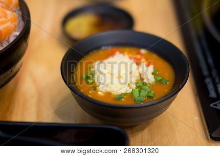 Shabu Sauce And Condiment For Shabu Shabu