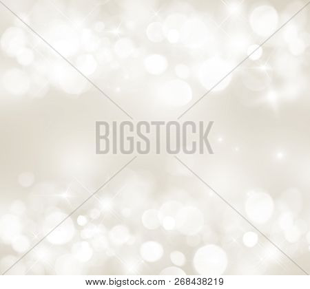 Abstract, Background, Background, Spot, Blurred, Blurred Light,beige Background,bokeh,bright,christm