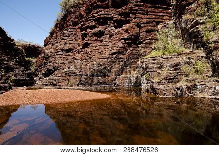 Hancock Gorge - Karijini National Park - Australia