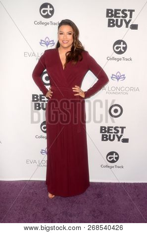 LOS ANGELES - NOV 8:  Eva Longoria at the Eva Longoria Foundation Gala at the Four Seasons Hotel on November 8, 2018 in Beverly Hills, CA