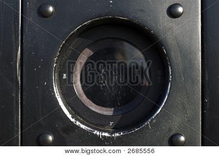 Lente de câmera Obscura