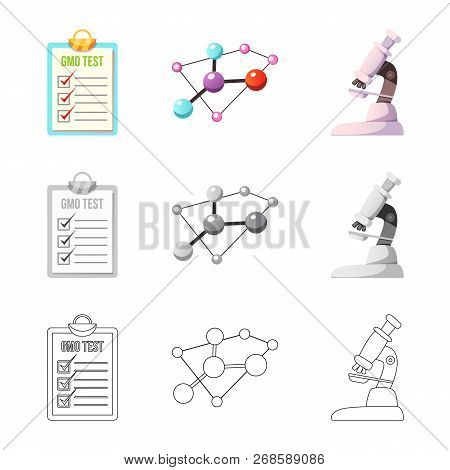 Vector Design Of  And  Logo. Collection Of  And  Stock Symbol For Web.
