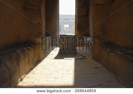 Ceremonial Altar In Karnak Temple - Luxor - Egypt