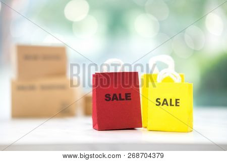 Sale And Sale Discount Promotion For Planning Sale This Weekend Special Offer Business Sales Increas