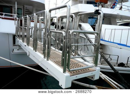 Gangplank Or Gangway