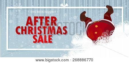After Christmas Sale Vector Photo Free Trial Bigstock