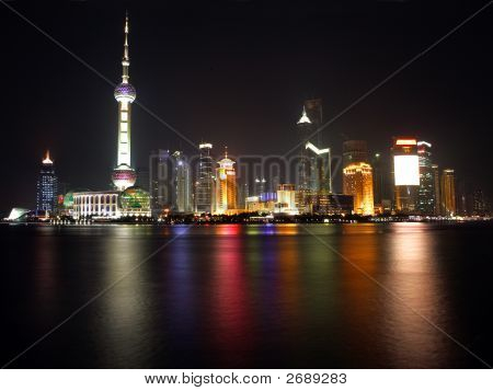 China Shanghai - Pearl Tower - Ansicht 2