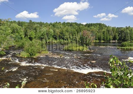 Lower Tahquamenon Falls, Michigan