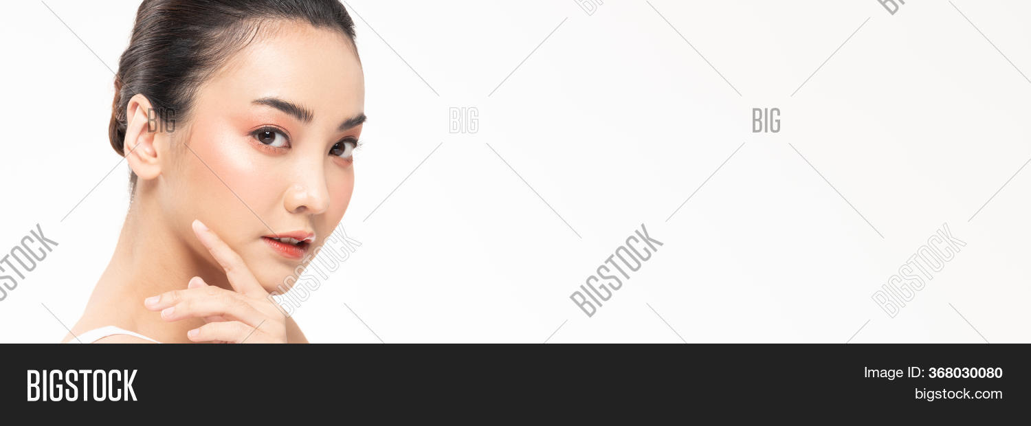 Banner Beauty Asian Image Photo Free Trial Bigstock