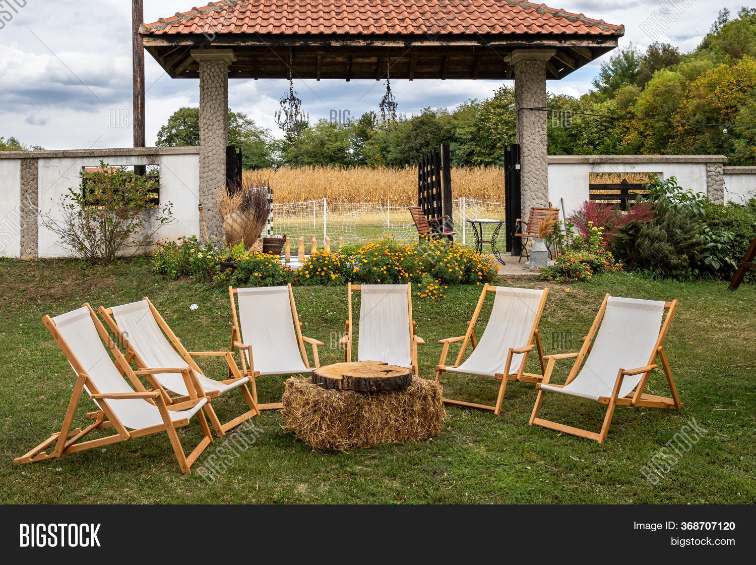 Rustic Outdoor Image Photo Free Trial Bigstock