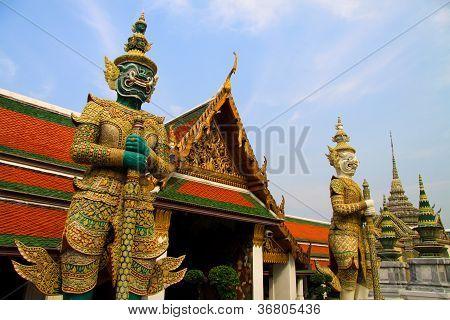 große Palast bangkok