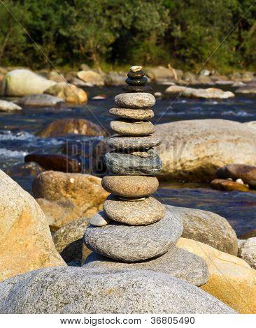 Pyramid Stones