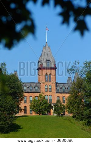 Old Main, St. Olaf College