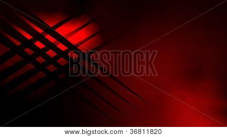 Brimstone Abstract