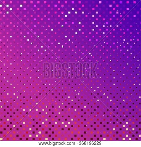 Light Pink And Blue Vector Backdrop With Dots. Glitter Abstract Illustration With Blurred Drops Of R