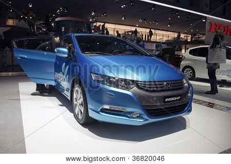 Honda Insight 1.3I Hybrid Elegance Plus