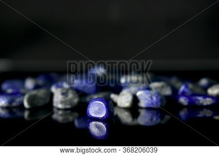 Lapis Lazuli Gemstone Is A Beautiful Natural Gemstone For Jewelry Making