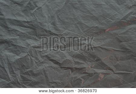Dark Gray Textured Background