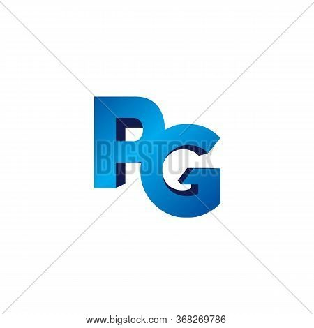 Pg 3d Logo Templates And Vector, Symbol