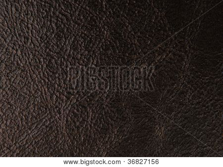 Dark Pattern Leather Background