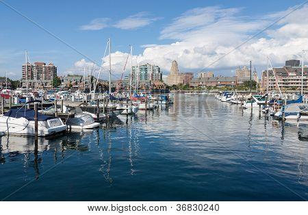 Erie Basin Marina, Buffalo, NY