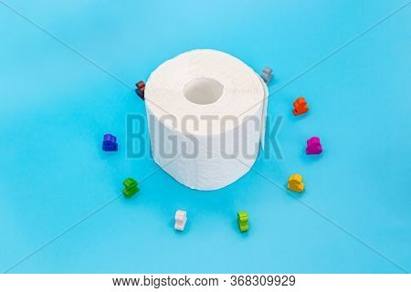 The Concept Of General Scarcity And Toilet Paper Worship