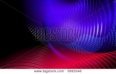 Alien Designed Background