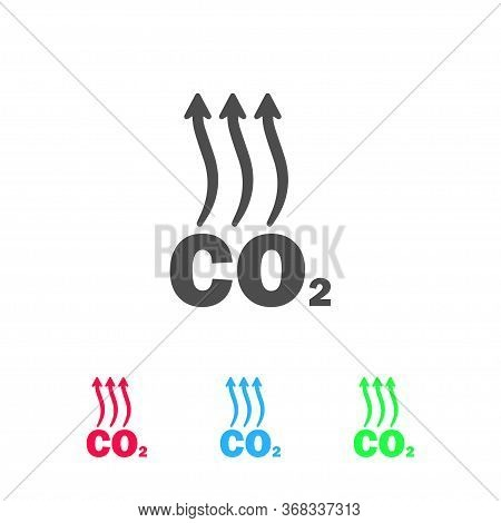 Evaporation Icon Flat. Color Pictogram On White Background. Vector Illustration Symbol And Bonus Ico