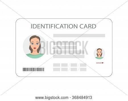 Identification Card 2