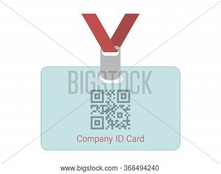 Company Id Card, Personal Identification Card