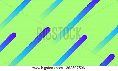 Funky Neon Blend Vector Background. Trendy Colorful Vibrant Horizontal Banner. Pearlescent Noble Vec