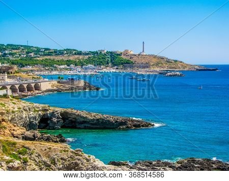 Summer View Of Santa Maria Di Leuca, Italy