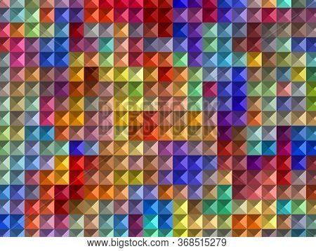 Art Beautiful Color Of Abstract Pattern Background