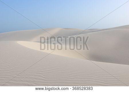 Aomak Desert, Socotra Island, Yemen