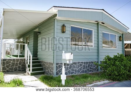 Affordable Home In A Mobile Home Park - Property Investment - Low Income - Cash Flow