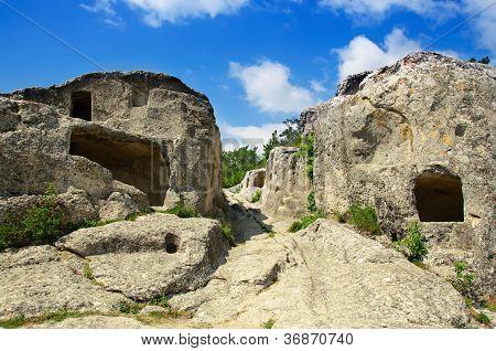Eski-Kermen city